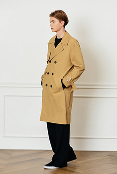 [30000Shop]OVER TRENCH COAT